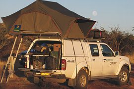 Camping Car Hire, 4x4 & camper rental in Windhoek