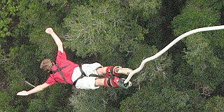 Bungy Jumping and Holidays on the Garden Route