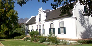 Accommodation in the Cape Winelands