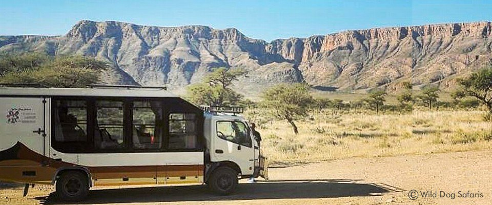 Unforgettable tours and safaris in Namibia