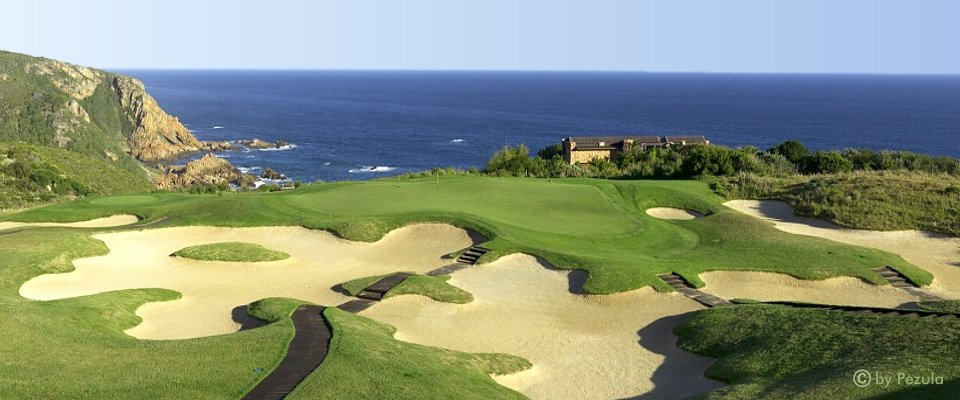 Unforgettable golfing at South Africa's Garden Route