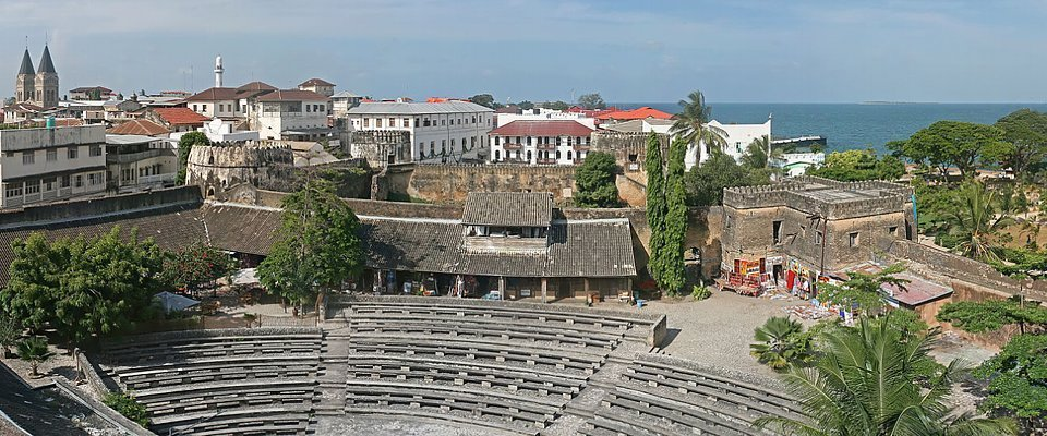 Old Fort, Stone Town, Zanzibar islands, Africa Adventure