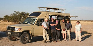 Guided Tours & Safaris in southern Africa