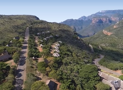 Blyde Canyon Resort, accommodation in Blyde River Canyon