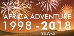 Celebrating 20 years Africa Adventure