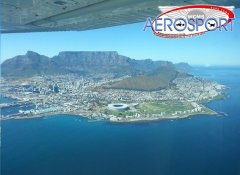 Aerosport activities and learn to fly in Cape Town
