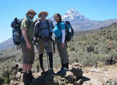 Climbing Mount Kilimanjaro with African Ambition Tours