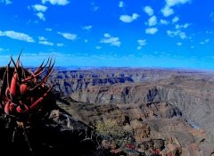 Fish River Canyon on African Profile Self-Drive Safaris