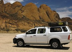 African Tracks 4x4 Car Hire, Camper Rental in Windhoek