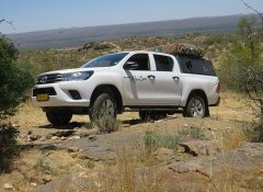 AfriCar Car Hire, 4x4 Camper & Motorhomes in Windhoek