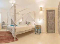 Luxurious double room at Alawi Boutique Hotel in Watamu