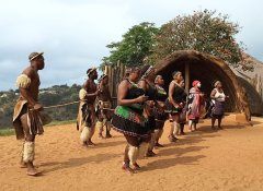 Zulu cultural tour in Durban with All Africa Tours