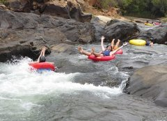 Adventure tour in the Blyde River with All Africa Tours
