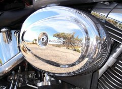 Amakhaya Harley Tours and rentals in Hout Bay