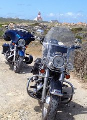 Amakhaya Harley Tours and motorbike rental in Hout Bay