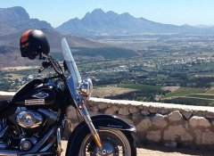 Amakhaya Harley Tours and motorcycling in the winelands