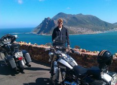 Amakhaya Harley Tours and activities in Hout Bay