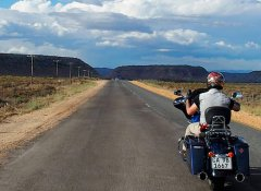 Amakhaya Harley Tours's South African motorbike adventure