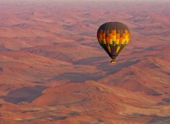 Anywhere in Africa Safaris and ballooning in Namibia