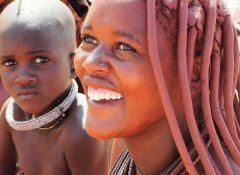 Cultural Namibia tour with Anywhere in Africa Safaris