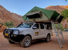 Asco Car Hire, Motorhomes & 4x4 Camping in Windhoek