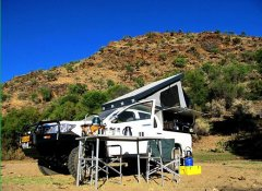 Autovermietung Savanna, Camper & Car Rental in Windhoek