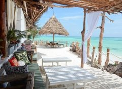 Aya Beach Bungalows Accommodation in Zanzibar, Tanzania