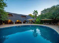 Bayete Guest Lodge in Victoria Falls, Zimbabe