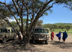 Cultural excursion in Tanzania on Bobby Camping Safaris