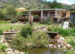 Brackenhill Lodge, accommodation in Mbabane, Swaziland