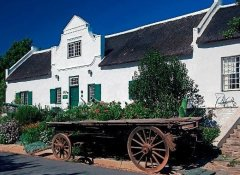 Cape Dutch Quarters accommodation in Tulbagh, Winelands