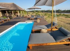 Chikunto Safari Lodge Accommodation in South Luangwa