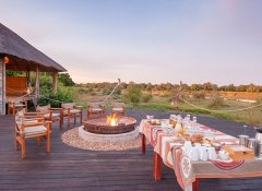 Romantic Chikunto Safari Lodge in South Luangwa Park