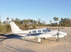 Cross Country Air Safaris in Southern Africa and tours
