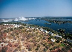 Cross Country Air Safaris in Zamibia at Victoria Falls