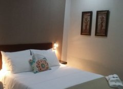 Double Room at Delagoa Bay City Inn, Maputo, Mozambique