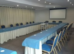 Conference room at Delagoa Bay City Inn in Maputo