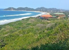 Dream Beach Lodge, Accommodation in Ponta do Ouro
