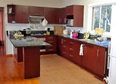 Kitchen at Dream Beach Self Catering Lodge