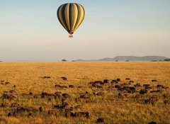 Earthlife Expeditions Limited balloon safari in Tanzania