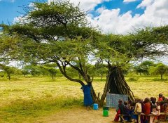 Earthlife Expeditions's cultural experience in Tanzania