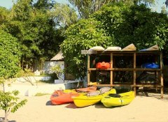 Fish Eagle Bay Lodge, accommodation in Nkhotakota