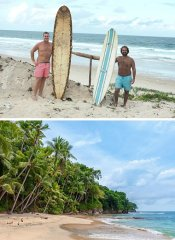 Surfing Mozambique with Go Self-Drive Tours & Safaris