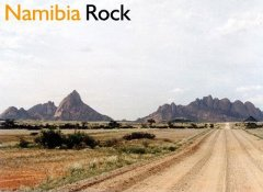 Climbing in Namibia with High Adventure Africa