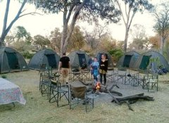 Camping with Intondolo Safaris and Tours in Zimbabwe