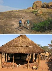 Historic and cultural Intondolo Tours in Zimbabwe
