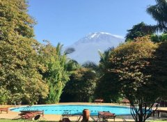 Kilemakyaro Mountain Lodge, Accommodation in Kilimanjaro