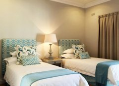 Twin Room, Kingsmead Guesthouse, Harare