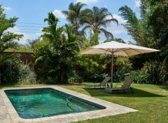 Pool, Kingsmead Guesthouse, Harare