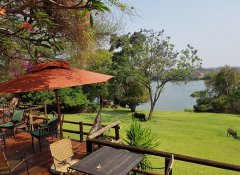 Kubu Lodge Accommodation in Chobe National Park, Kasane
